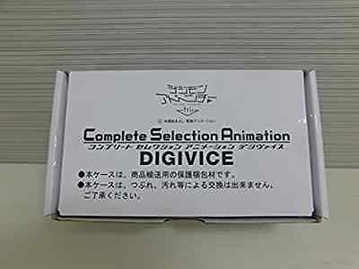 USED Digimon Adventure tri. Complete Selection Animation Digiwice F/S From Japan