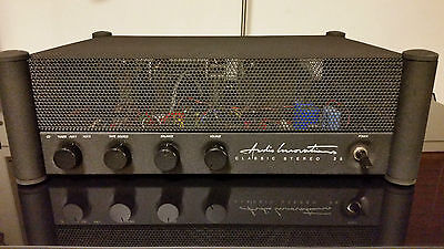 RARE Audio Innovations CLASSIC STEREO 25 Integrated Power Amplifier.