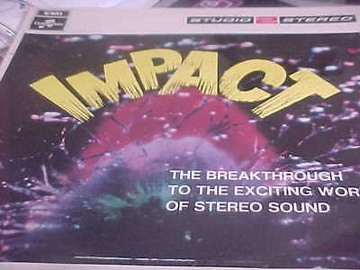 "V/A: ""Impact-The exciting World of Stereo Sound"" ORIGINAL/UK/"