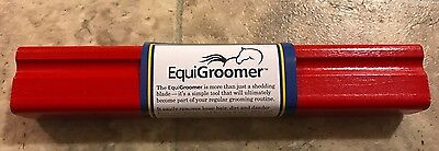 EquiGroomer Red Horse Size 9 Inch