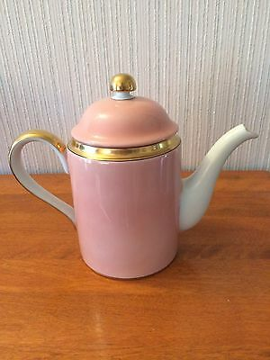 Fitz And Floyd Renaissance Peach Tea / Coffee Pot