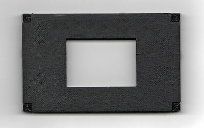 35 mm film holder/adapter made for Nikon ES-1 Slide Duplicator