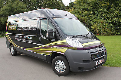 Kitchen Bedroom & Bathroom business with Citroen Relay L3H2 2014 & Articad Pro