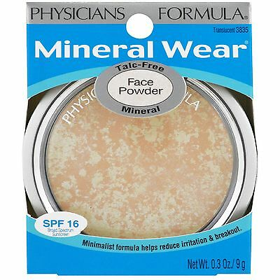 Physicians Formula Mineral Wear Face Powder