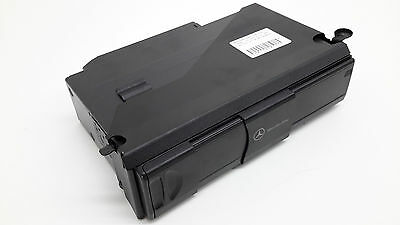 Mercedes Benz CLK-Class W209 2006 CD Changer Case (no cartridge) A2038703389