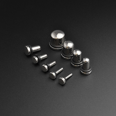 Flesh Plug Ear Stretching Kit | Single Flare | Surgical Steel | 1.6mm - 10mm