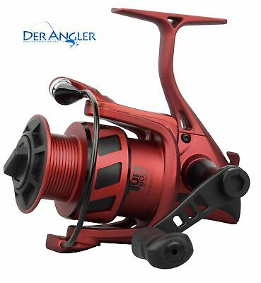 Spro RED ARC THE LEGEND 2000 Stationärrolle Frontbremse Spinnrolle NEU
