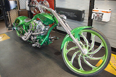 2016 Custom Built Motorcycles Chopper  HAMSTER'S TOM ANDERSON DESIGNED CUSTOM CHOPPER TURN HEADS POWERHOUSE 114CI WOW