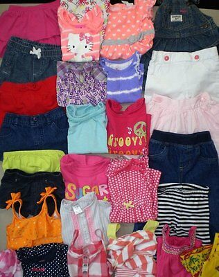 Huge Baby Girls Clothes Lot...size 12-18 months...SUPER NICE...Summer!!