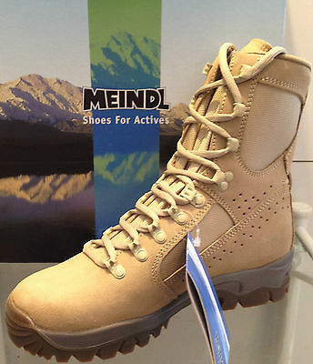 Meindl Desert Fox size Uk 10 .5 new boxed