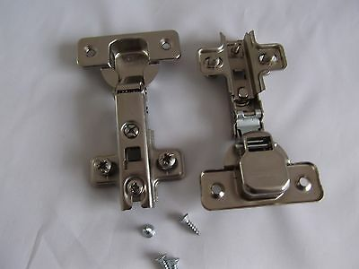 FGV110 degree full overlay kitchen cabinet hinges.  pack of 6 pairs