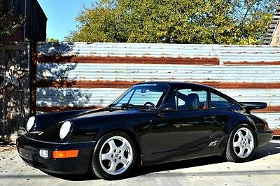 1993 Porsche 911 RS America Coupe 2-Door 1993 RS America, Fresh Service, Sunroof, Radio, A/C