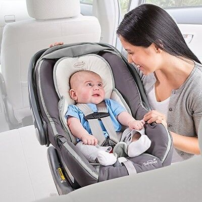 Summer Infant Insert Snuzzler Baby Head Body Support for Car Seats and Strollers