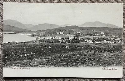 Connel Ferry - panoramic view - valentines Edwardian