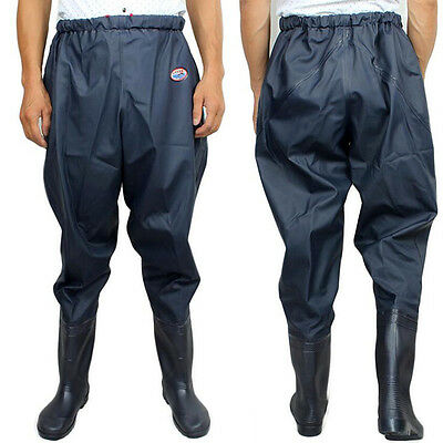 Catch fish Waterproof Fishing Hunting Boot Outdoor Waist Wading Pants Overalls
