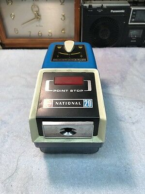 Early Panasonic National Brand KP-20 Point Stop Electric Pencil Sharpener