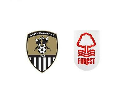 Pre-Season Friendly - Notts County v Nottingham Forest - Wed 19th July 2017