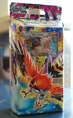 Pokemon TCG XY Phantom Forces Burning Winds Theme Deck SEALED