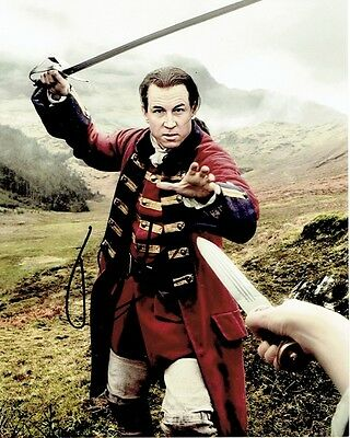 Script  Screenplay  Tobias Menzies Outlander Pilot