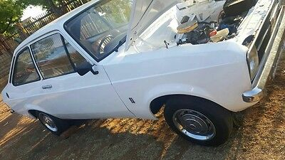 Ford Escort MK2, Rust free with 12 month MOT