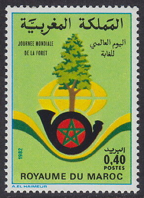 MOROCCO - 1982 World Forestry Day (1v) - UM / MNH