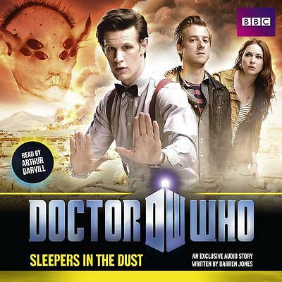 Doctor Who - Sleepers In The Dust- New Bbc Cd Audio Book - Arthur Darvill
