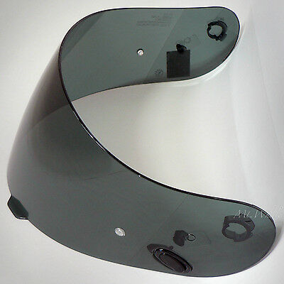 HJC HJ-09 Shield Visor Smoke Color for CL-17 TR-1 CS-15 CL-ST CL-ST II 2 CS-R3
