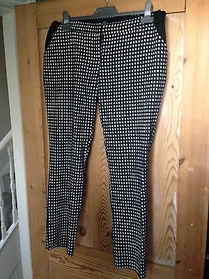 Topshop Maternity Trousers Size 12