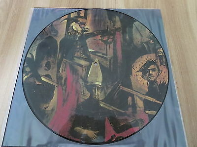 Slayer - Reign In Blood  -  Picture Vinyl! - Ultra Rar!!! 1000001-X !!!