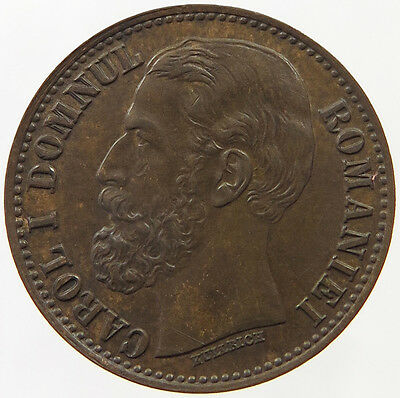 Romania 2 Bani 1880 Top  #t20 683
