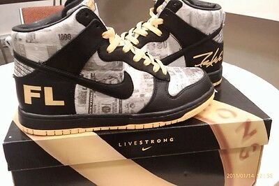 Nike SB Dunk High FLOM US 8.5