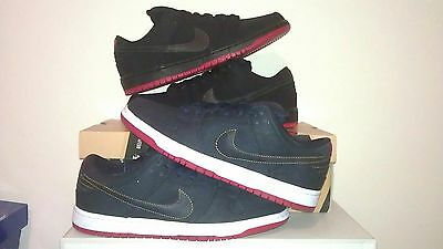 Nike Sb Dunk Low Levis US 8 COMPLETE SET!!!