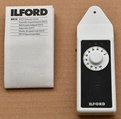Labo Photo - Ilford Em10