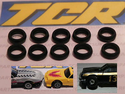 5 Pair Ideals TCR Mk 3 or 4 Front Tyres or Mk1/2 Jam Car Front New Factory Stock