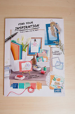 Stampin' Up 2016-17 Annual Catalog Cradting Cards Making Ideas