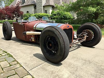1927 Ford Model A  1927 Ford Rat Rod Roadster Hot Rod Model A