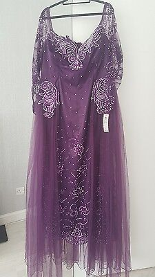 New Ladies Women Prom Evening Party or wedding dress size 20
