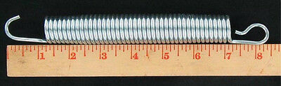 """FT-4009 Trampoline Springs 8.5"""" With Special Hook- Qty of 10"""