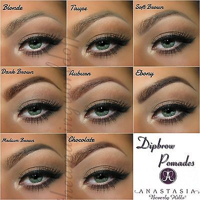ANASTASIA BEVERLY HILLS DIPBROW POMADE.100% original invoice available