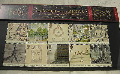 2004 Lord of the Rings Presentation pack.