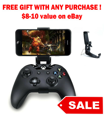 Xbox One Controller Phone Clip Holder Mount Bracket Game iPhone Samsung LG HTC