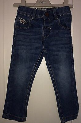 Boys Next Skinny Jeans Age 2-3 Years