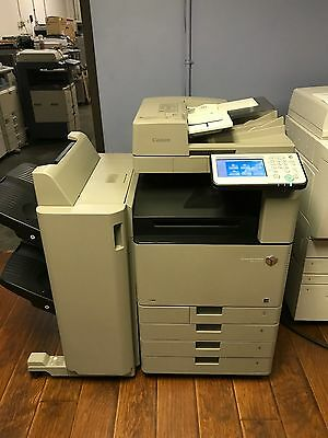 Canon imageRUNNER C3330i LOW METER 94K TOTAL  copy,print,scan,fax,fin,4trays