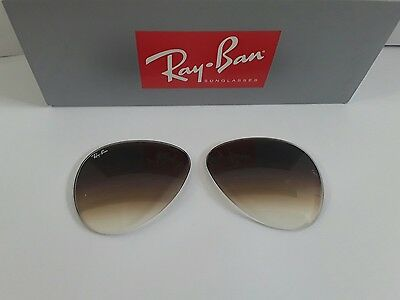 Ray ban RB 4125  cats 5000 Grad brown sunglasses lenses genuine new size 59