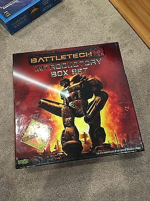 Catalyst Classic Battletech Introductory Box Set Anniversary Ed