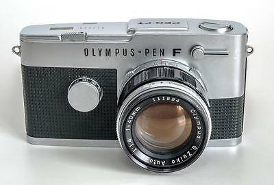 Olympus Pen FT + G.Zuiko Auto-S 40mm f1.4