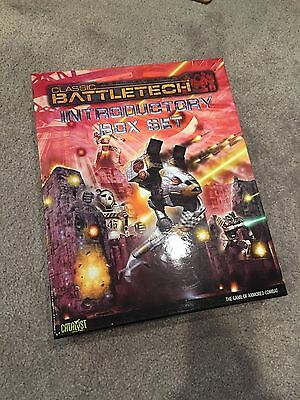 Catalyst Classic Battletech Introductory Box Set 2007 Edition