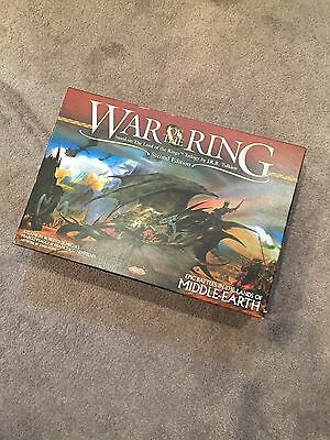 War of the Ring Second Edition Board Game (Ares Games) Lord of the Rings