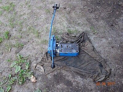 Hydraulic Trailer  Brake Spool Valve For Ford Tractor