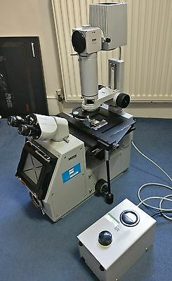 Zeiss ICM Inverted Microscope Research Lab
